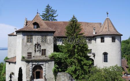 castle of meersburg