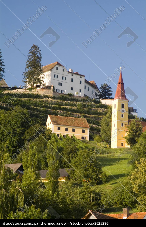 wine, hill, capstone - 2625286