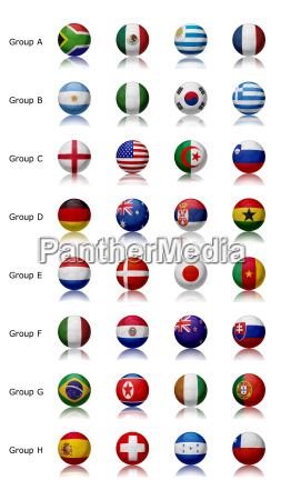 world cup 2010 all teams