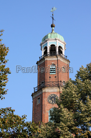 luther church in leer