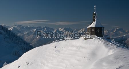 hl three cross chapel on the