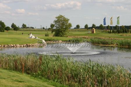 golfpark strelasundat the loch 9 and