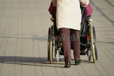 wheelchair, assistance, and, support - 2648426