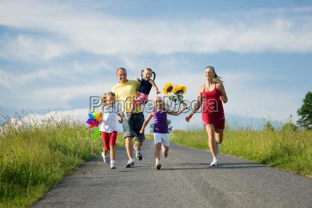 walk down the hill