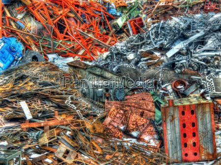 scrap, metal - 2708494