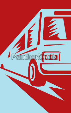 coach shuttle tourist bus