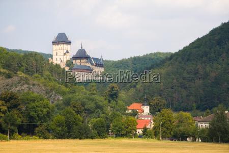 karlstein castle