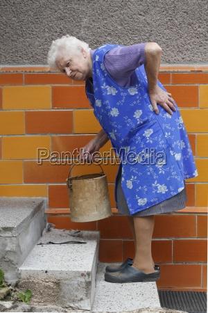 granny with lumbago 2