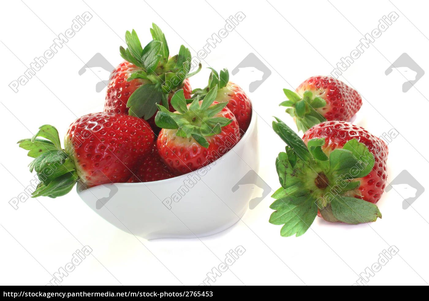 strawberries - 2765453