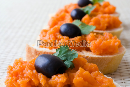 carrots dip