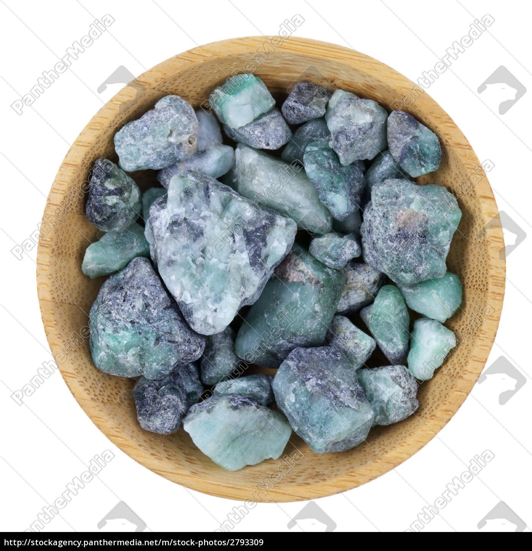 raw, emerald, gemstones - 2793309