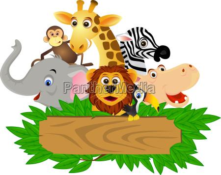 cartoon, animal - 2805535