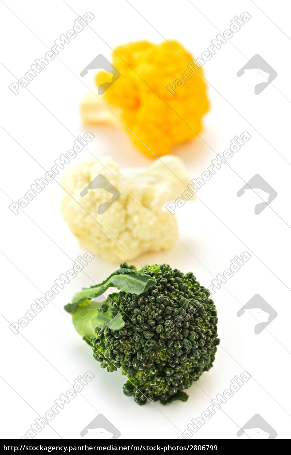 broccoli, and, cauliflower - 2806799