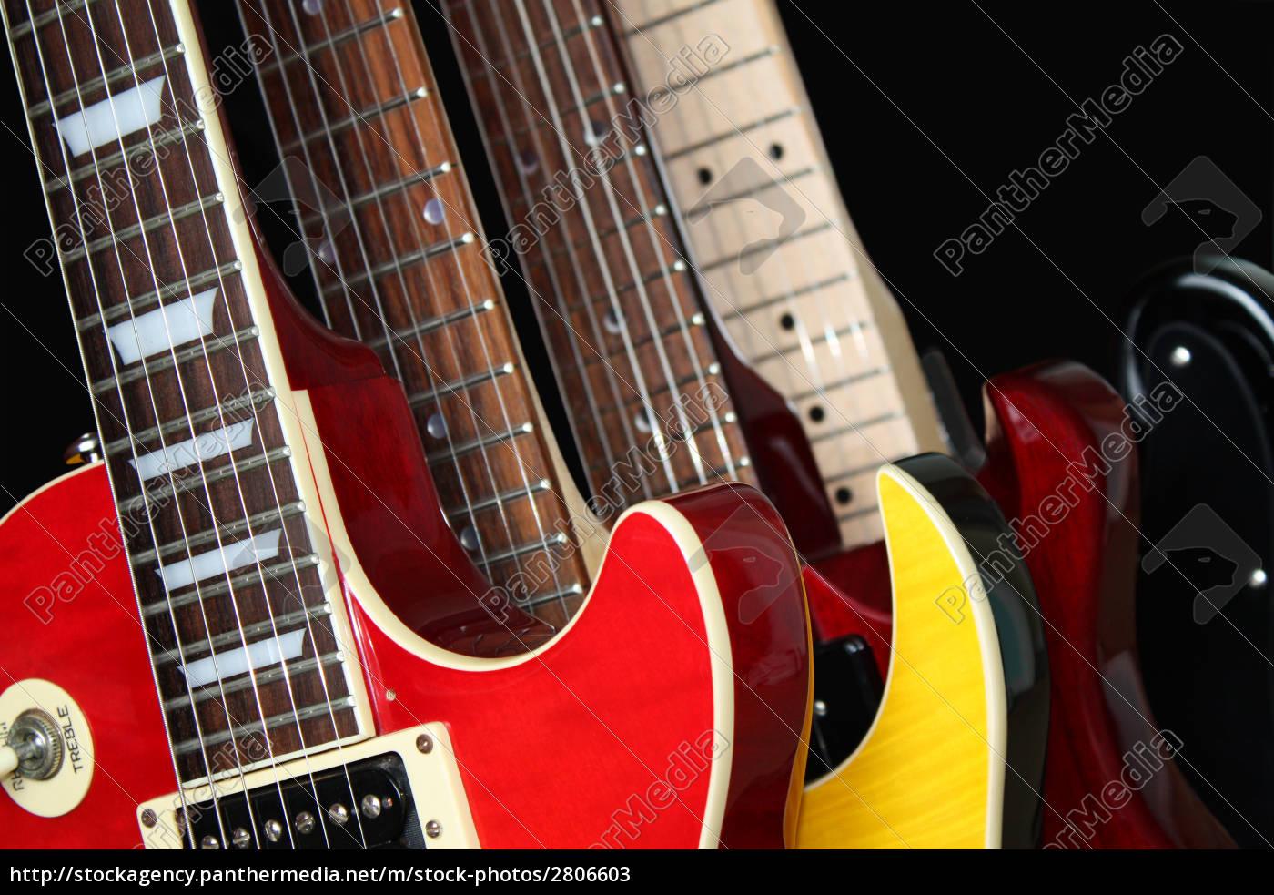 electric, guitars - 2806603