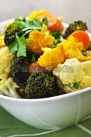 roasted, vegetables - 2806807