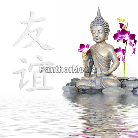 buddha, and, express, friendship - 2808019