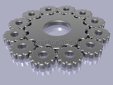engineering, teeth, metal, gear, wheel, cogwheel - 2809357