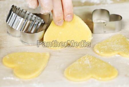 making, shortbread, cookies - 2809137