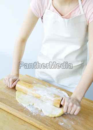 rolling, out, cookie, dough - 2809159