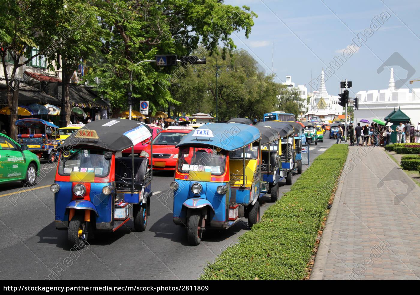 tuk, tuk, in, bangkok - 2811809