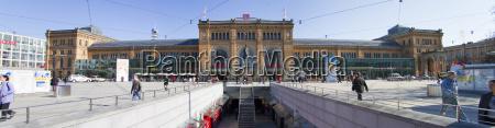 hauptbahnhof, hannover - 2813489