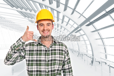 positive handyman call me gesture