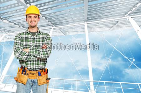 positive, handyman, call, me, gesture - 2814767