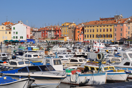 colourful, croatian, marina - 2815653