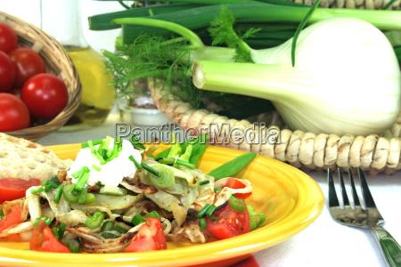 fennel, salad - 2822607