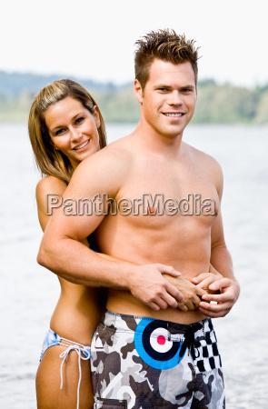 couple, hugging - 2823367