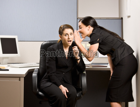 co-workers, gossiping - 2824273