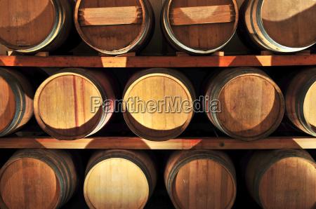 wine, barrels - 2829817