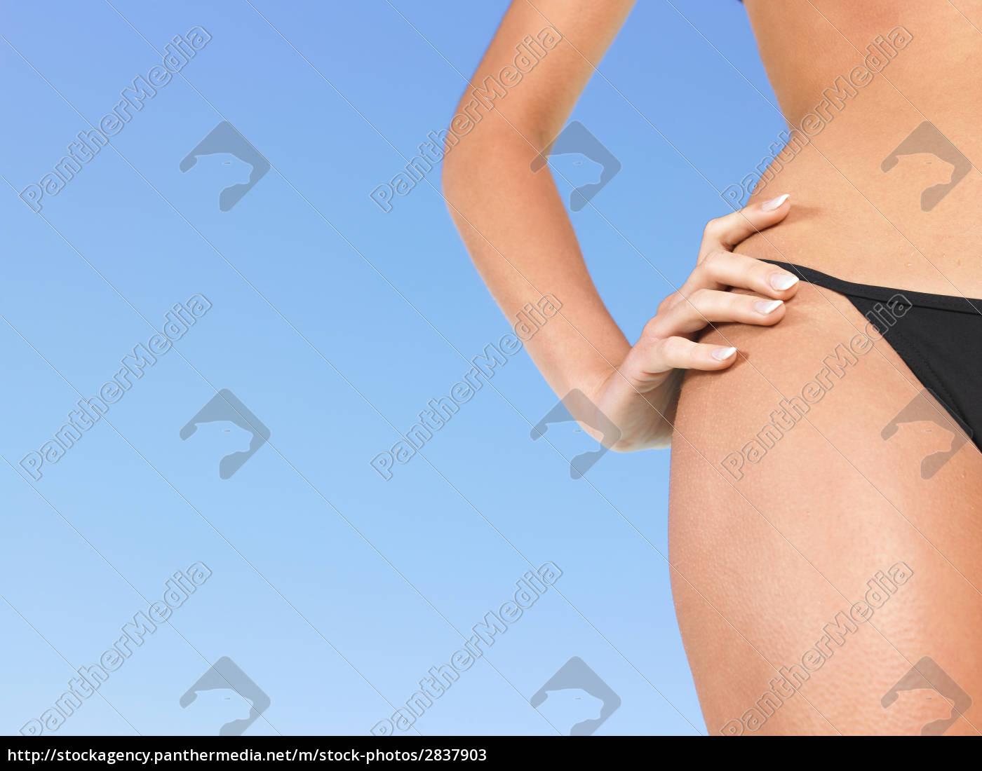 woman, in, bikini - 2837903