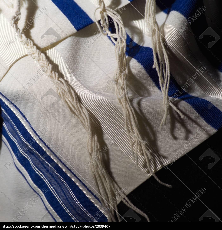 judaica, symbols, -, prayer, shawl - 2839407