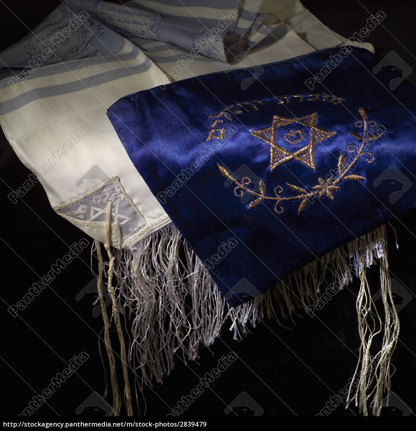 judaica, symbols, -, prayer, shawl - 2839479