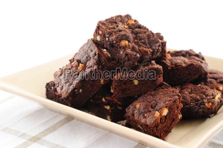 brownies, dessert - 2847577