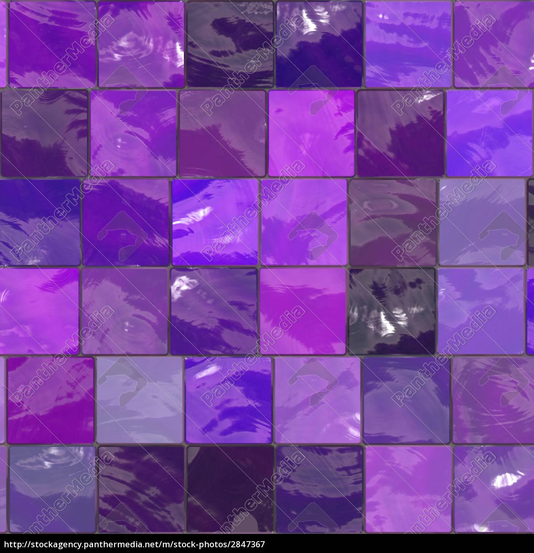 purple, bathroom, tiles - 2847367