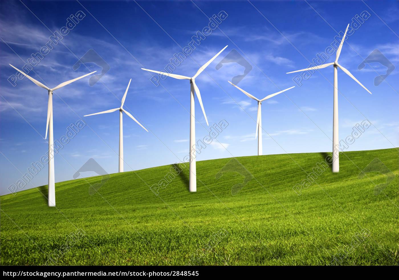 wind, turbines - 2848545