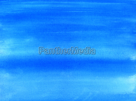 blue, painted, canvas, watercolor, wash, background. - 2849483