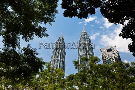 petronas, twin, towers, in, malaysia - 2862075