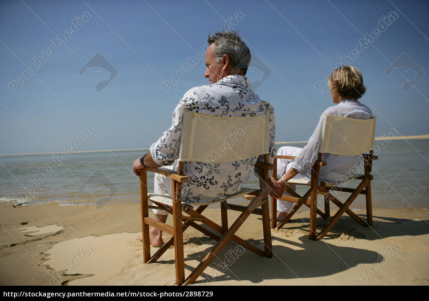 man, and, woman, sitting, in, front - 2898729