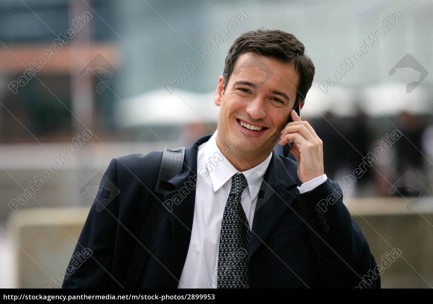 portrait, of, smiling, men, in, suits - 2899953