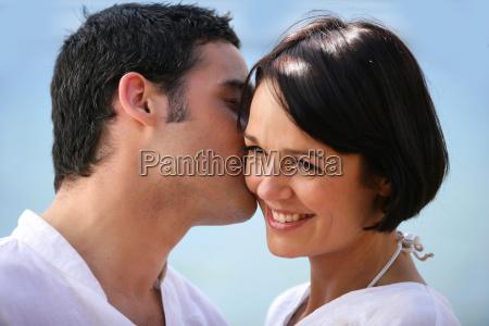 woman, profile, laugh, laughs, laughing, twit - 2899249