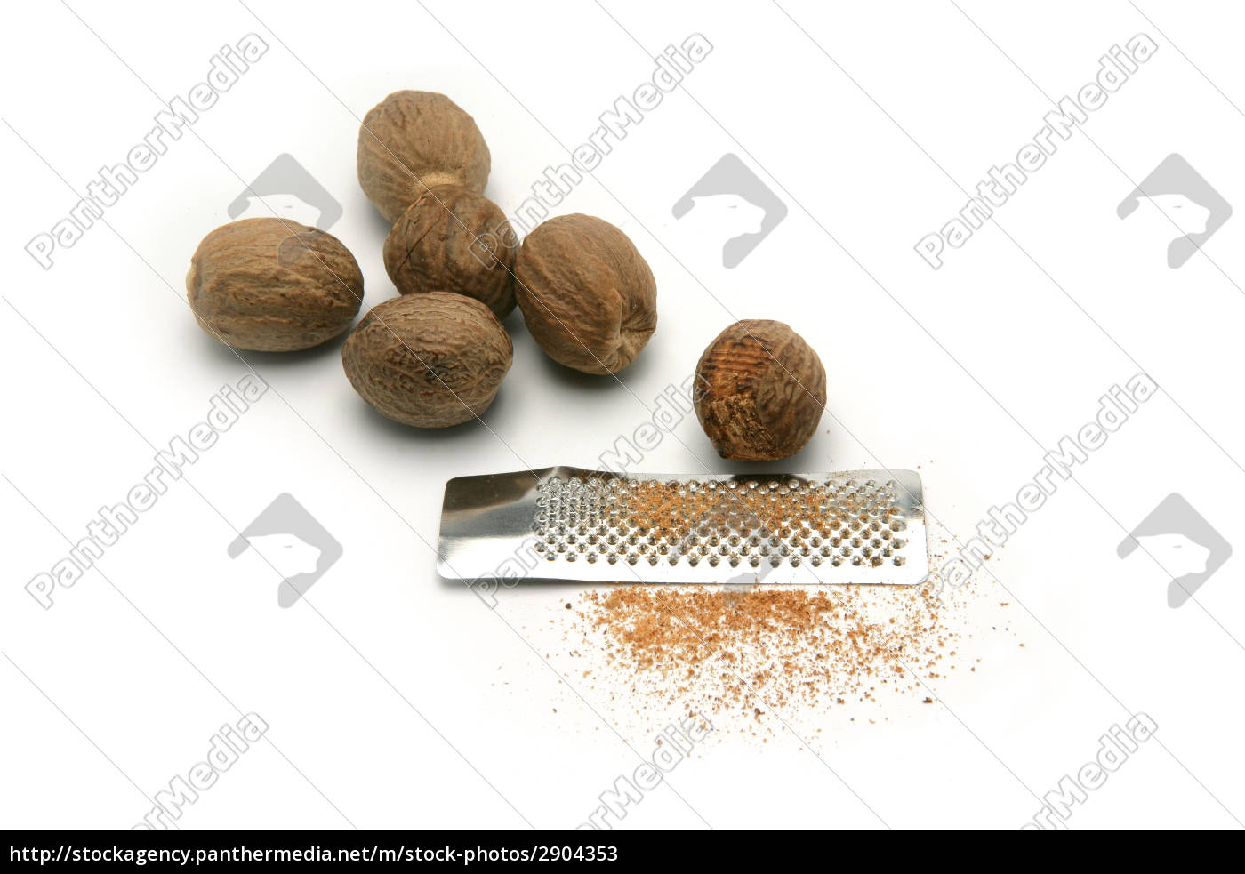 nutmeg, grater, and, a, small, white - 2904353