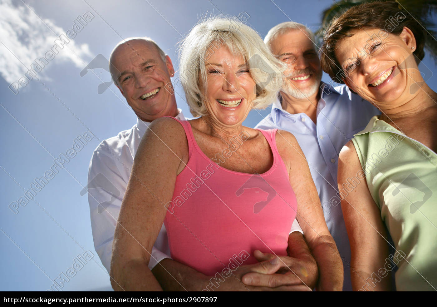 group, of, seniors, smiling - 2907897