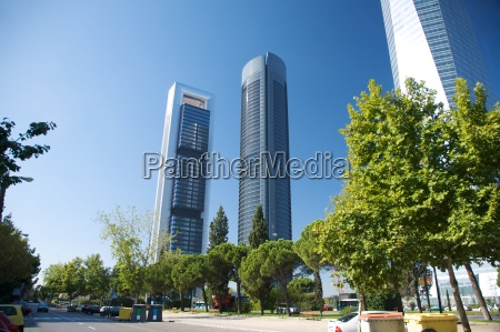 side, street, and, towers - 2941381