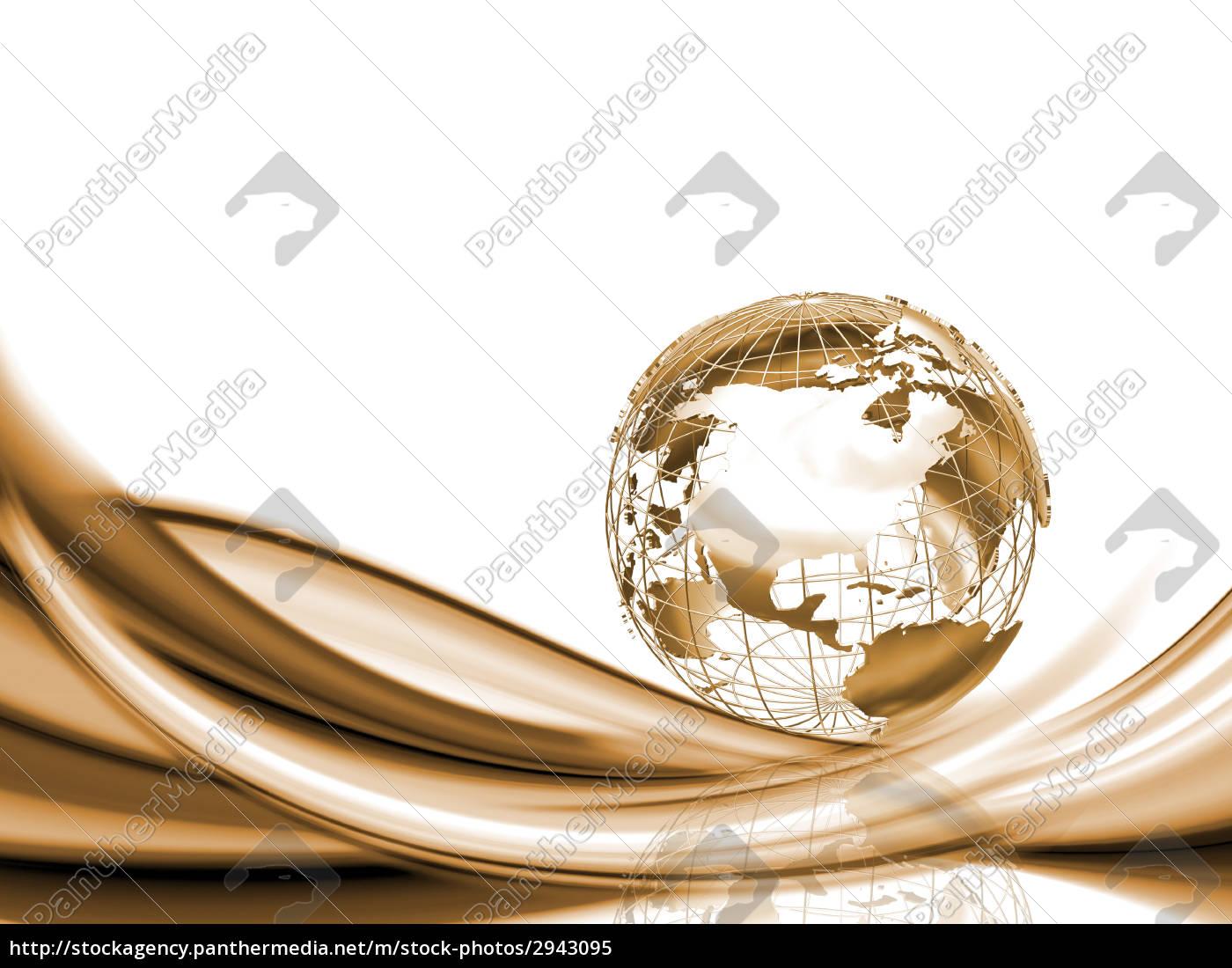 abstract, globe - 2943095