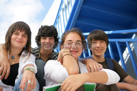 portrait, of, young, boys, and, girls - 2949753
