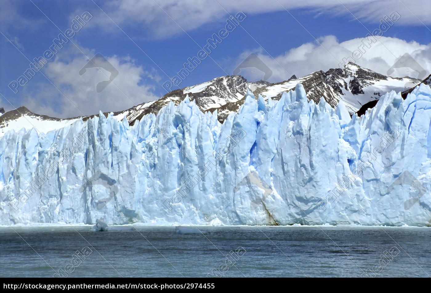 perito, moreno, ice, wall - 2974455