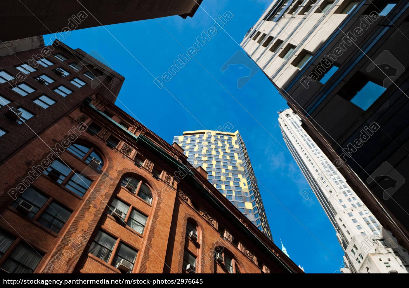 high-rise, buildings, in, manhattan, new, york - 2976645
